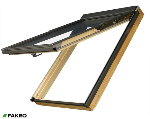 FPP-V P2 Natural Pine Roof Window 55x98