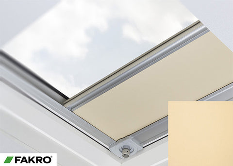ARF/D Manual Group I Blackout Roller Blind for Flat Roof Windows 052 60x90