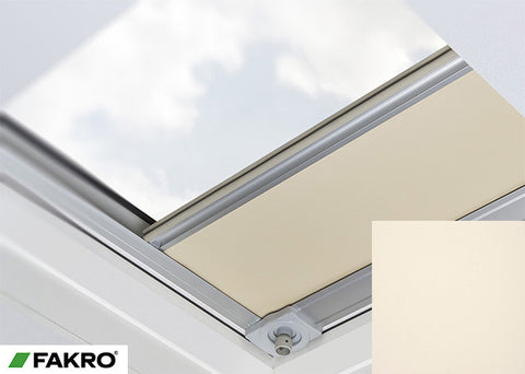 ARF/D Group II Manual Blackout Roller Blind to Suit Flat Roof Windows 053 60x90