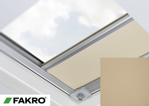 ARF/D Colour Group II Manual Blackout Roller Blind to Suit Flat Roof Windows 227 60x60