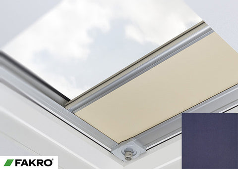 ARF/D Manual Group I Blackout Roller Blind for Flat Roof Windows 051 60x90