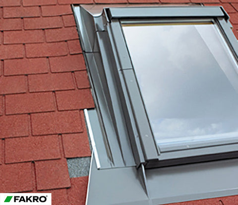 ESA Flashing for Changing the Window installation Angle for Thin Flat Roof Coverings 66x118