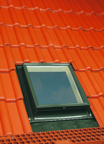 WGT Toughened Single Glazed Top Hung Opening Standard Access Roof Window 46x75