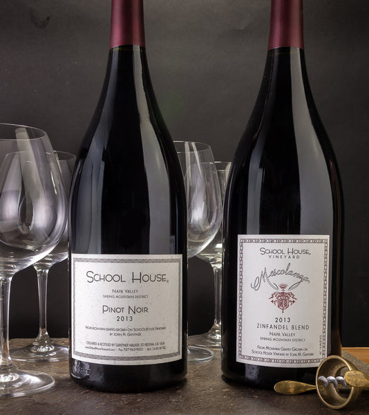 Cracked Verticals Magnums