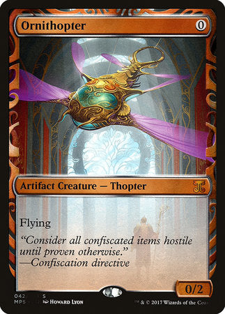 Ornithopter [Kaladesh Inventions] | By The Board Games & Entertainment