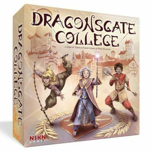 Dragonsgate College | By The Board Games & Entertainment