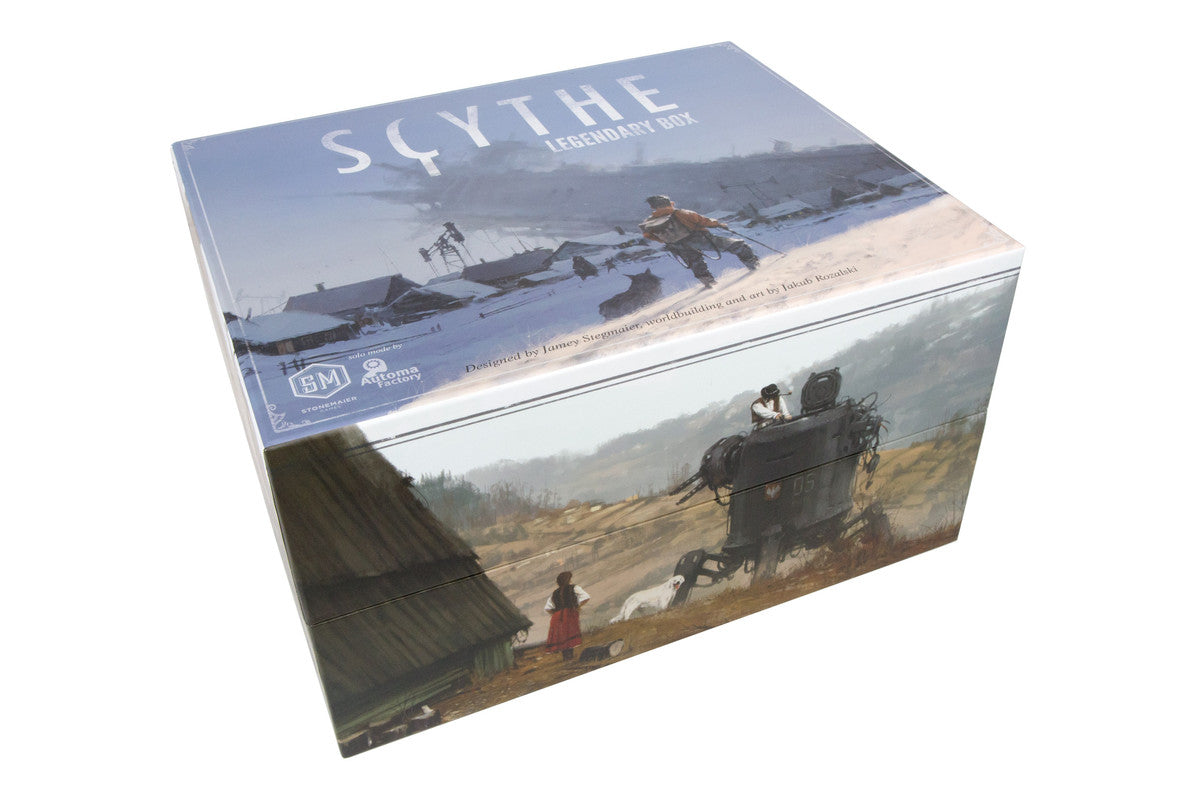Scythe: Legendary Box | By The Board Games & Entertainment