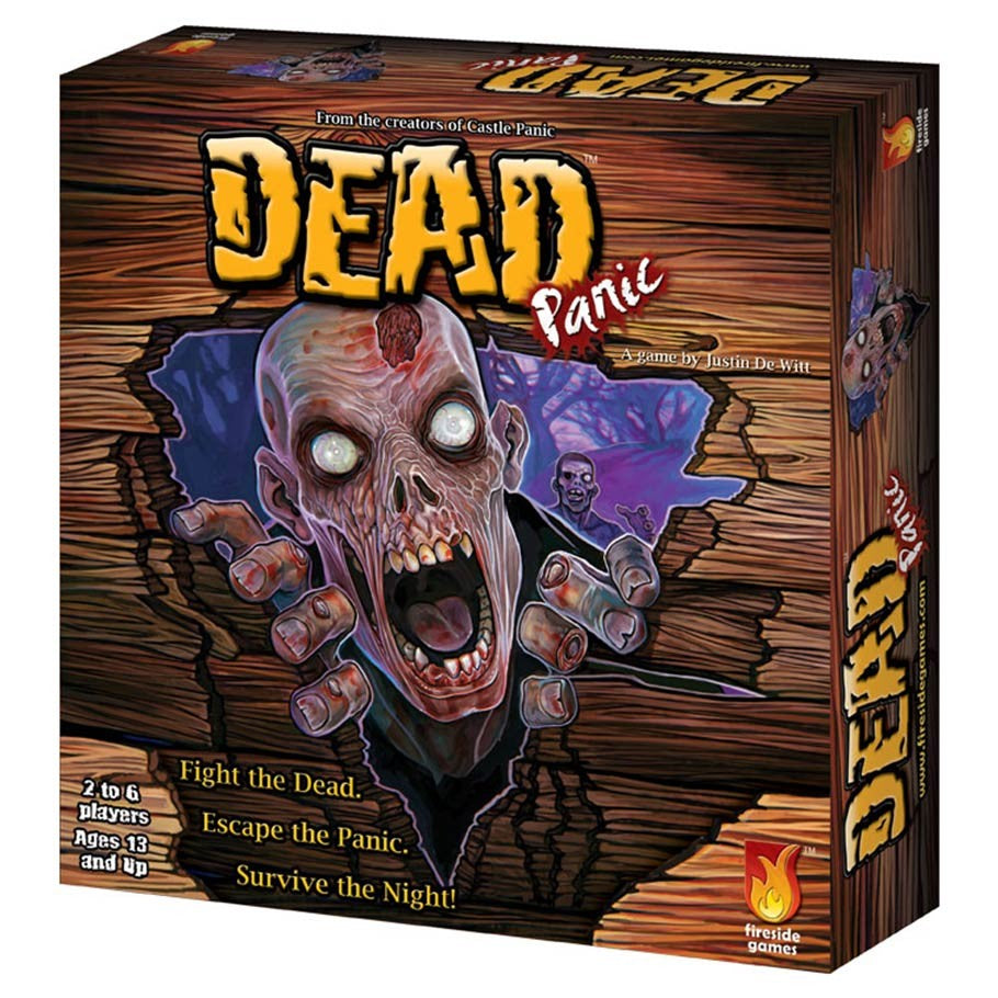 Dead Panic | By The Board Games & Entertainment