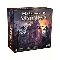 Mansions of Madness: Second Edition | By The Board Games & Entertainment