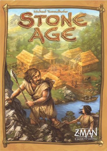 Stone Age | By The Board Games & Entertainment