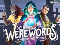 Werewords | By The Board Games & Entertainment