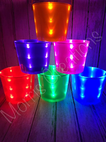 Imperfect-Light Up Bucket