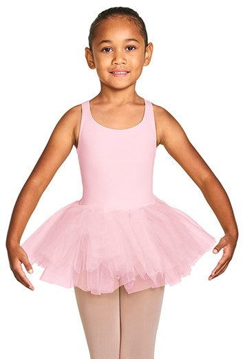 Bloch Kids Braided Back Dress
