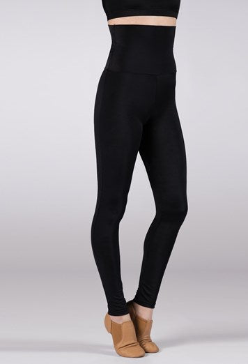 High Rise Foldover Leggings