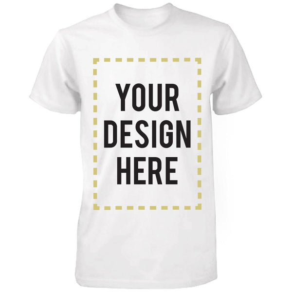 Custom Front Design Tshirt