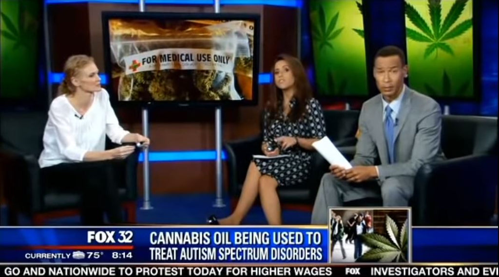 Local Family Using Cannabis Oil To Treat Children With Autism