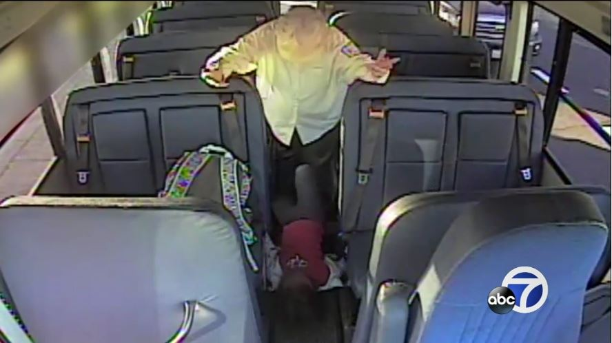 Vacaville School Bus Driver Faces Child Abuse Charge After Incident Involving Girl With Autism Caught On Video