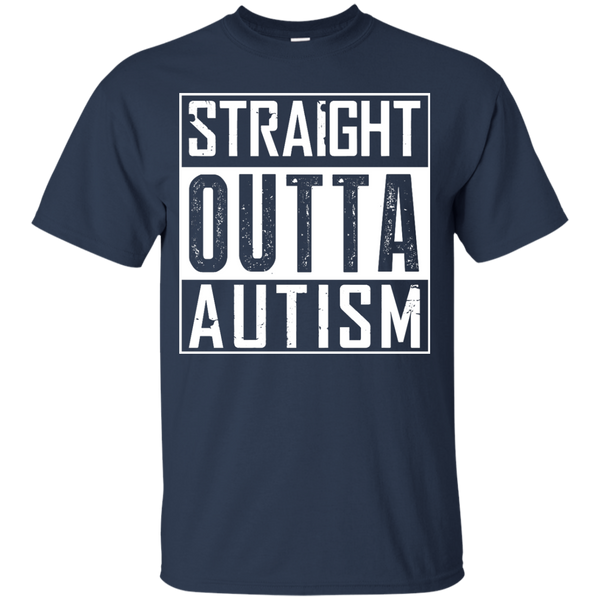 Autism - Straight Outta Autism - Youth Sizes
