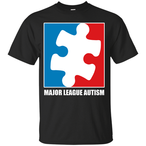 Major League Autism Youth Sizes