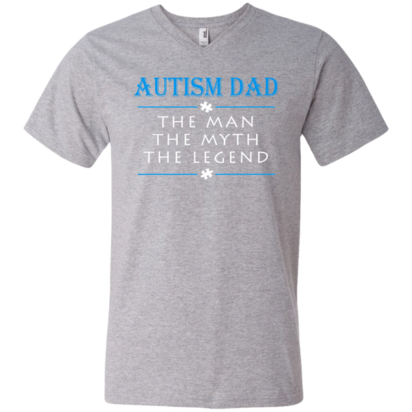 Autism Dad - The Man Myth Legend