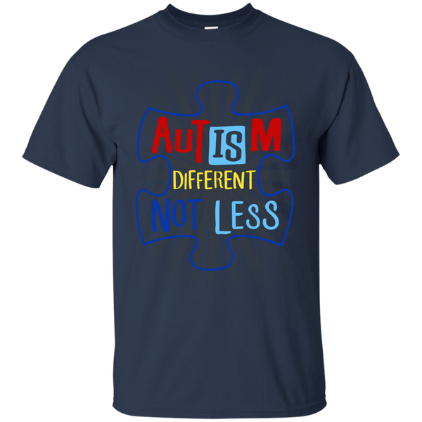 Autism Is Different Not Less