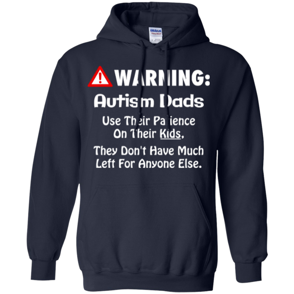 Warning - Autism Dads Use Patience