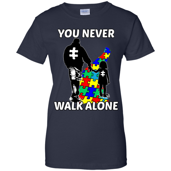 Autism - You Never Walk Alone - With Girl
