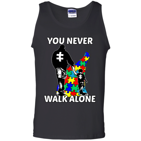 Autism - You Never Walk Alone - With Boy