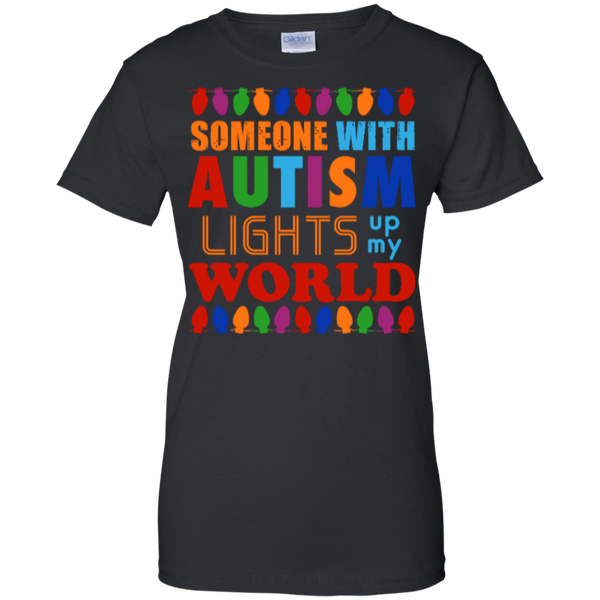 Someone with Autism Lights Up My World