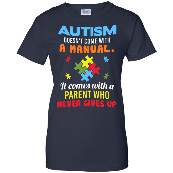 Autism - Never Gives Up