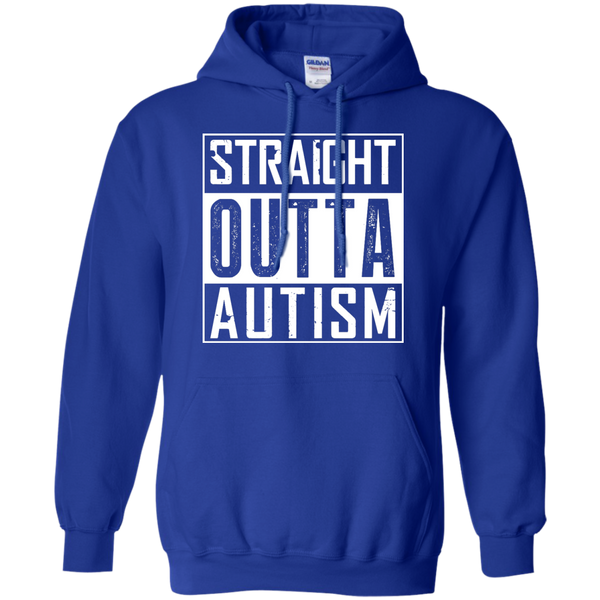 Straight Outta Autism - Adult