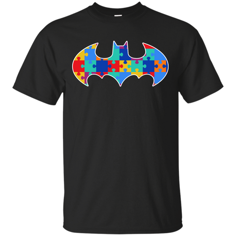 Autism Awareness Bat - Adult