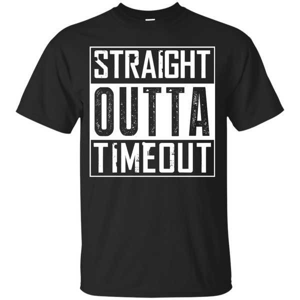 Autism - Straight Outta Timeout - Youth Sizes