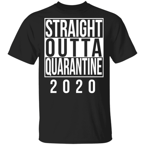 Straight Outta Quarantine 2020