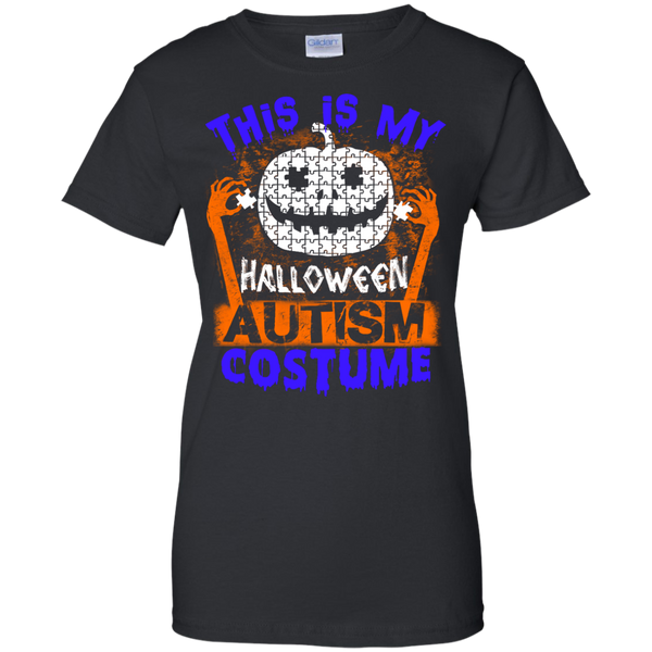 Autism - Halloween - This is My Costume