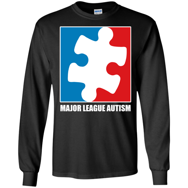 Major League Autism Adult Sizes