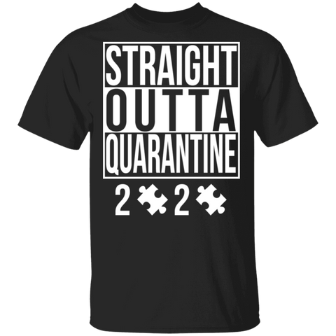 Autism - Straight Outta Quarantine 2020