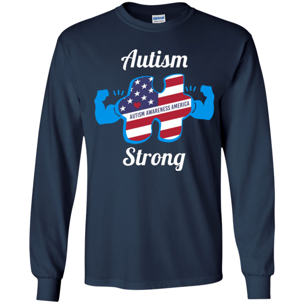 Autism Strong Autism Awareness America - Youth