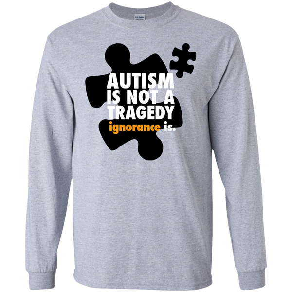 Autism Is Not A Tragedy Ignorance Is