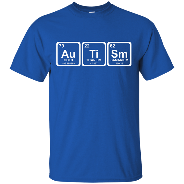 Autism Periodic Table - Precious Metals