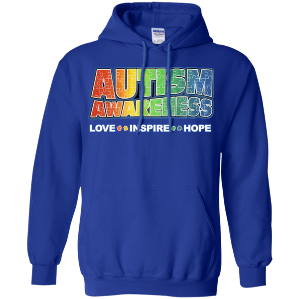 Autism Awareness - Love Inspire Hope