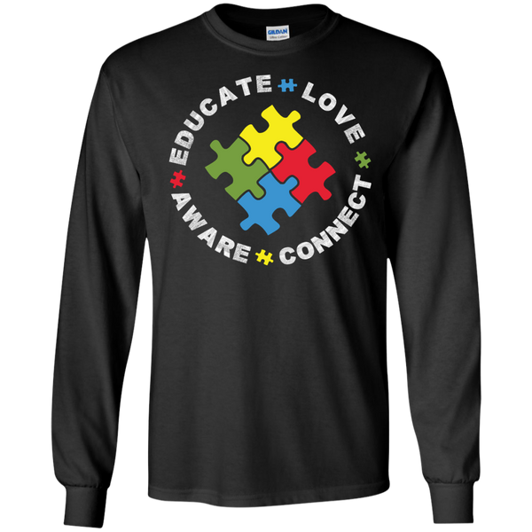 Autism - Educate Love Aware Connect