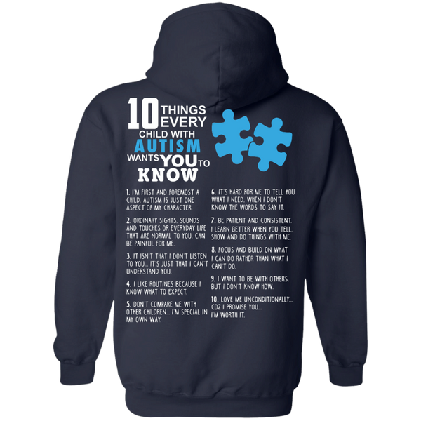 10 Things Every Child With Autism Wants You To Know