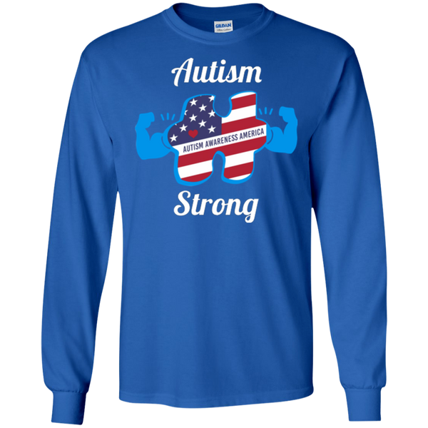 Autism Strong Autism Awareness America - Adult
