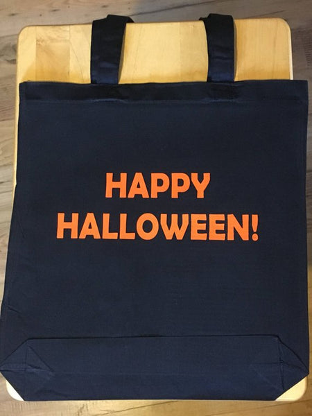 Autism Halloween Bag - Non Verbal Trick Or Treat Bag - Special Needs