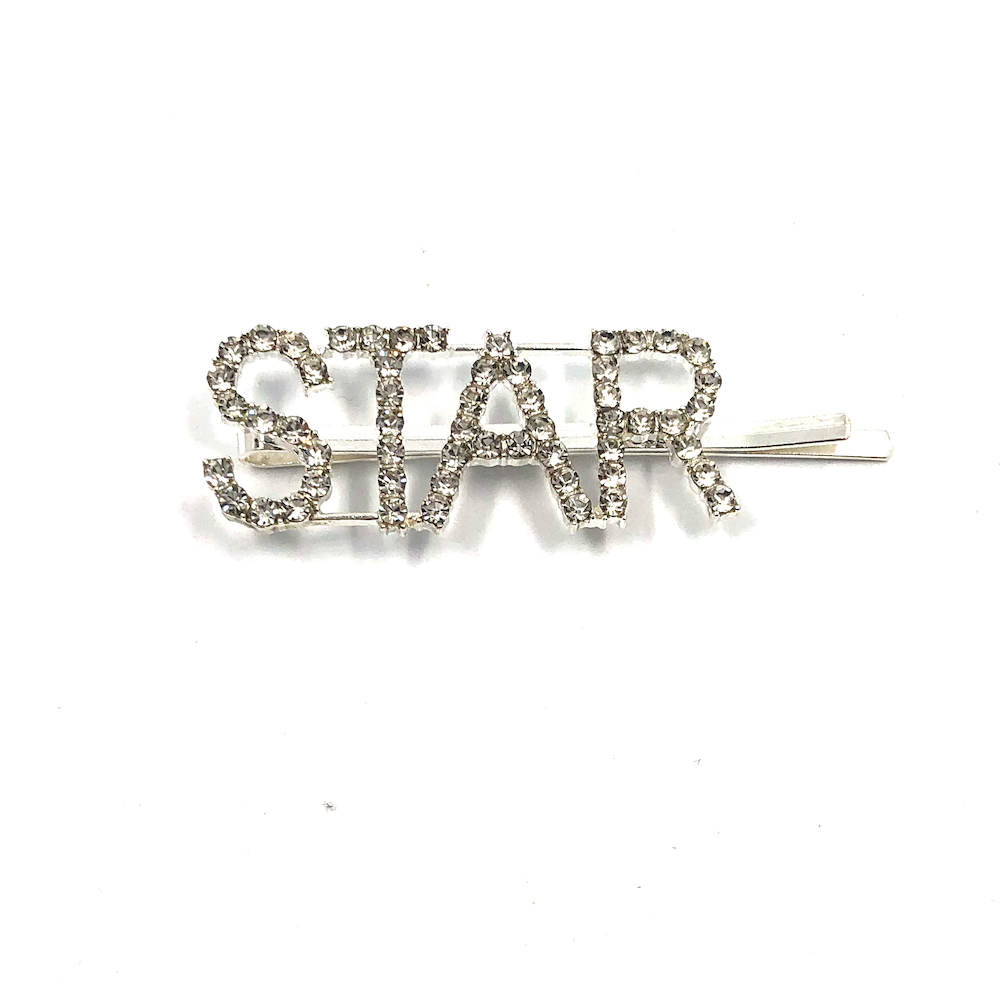 Hair clip - STAR - TheShopster