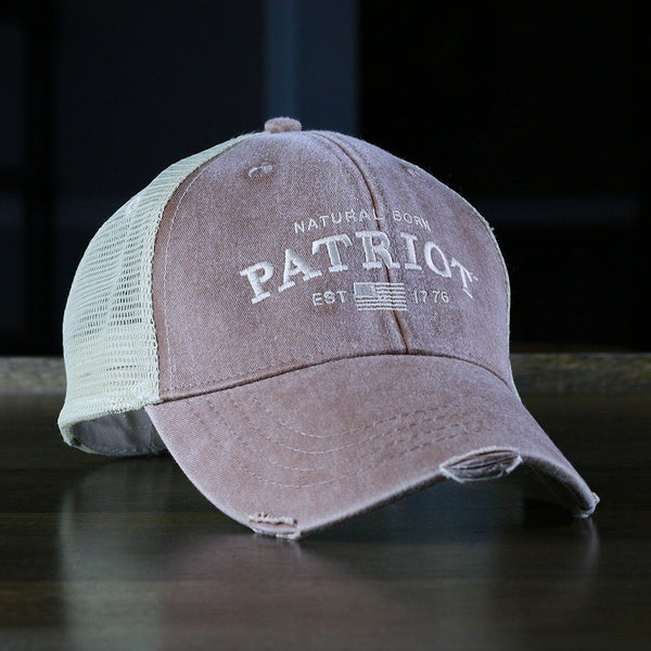 Distressed Hats
