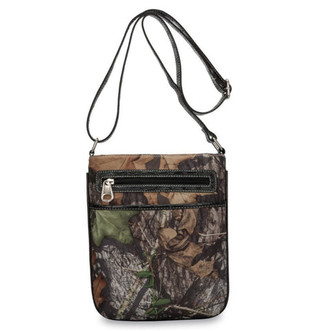 Mossy Oak Camo Cross Body Handbag - Love Chirp Gifts