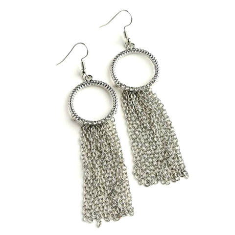The Tassel Earrings - Love Chirp Gifts