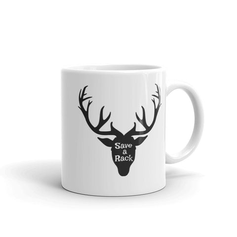 Save a Rack Buckhead Mug - Love Chirp Gifts